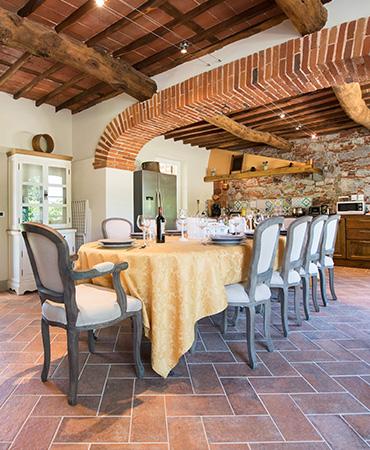 Beautiful gli interni with interni casa rustica - Casa rustica interni ...